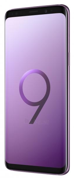 Smart phone Samsung G960F Galaxy S9 64GB lilac purple Paveikslėlis 2 iš 5 310820155336