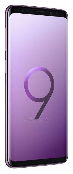 Smart phone Samsung G960F Galaxy S9 64GB lilac purple Paveikslėlis 3 iš 5 310820155336