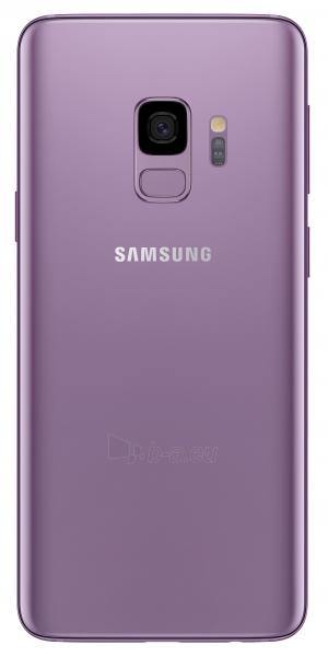 Smart phone Samsung G960F Galaxy S9 64GB lilac purple Paveikslėlis 5 iš 5 310820155336