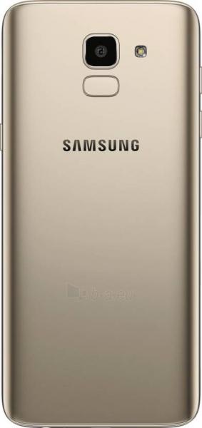 Smart phone Samsung J600FN/DS Galaxy J6 Dual 32GB gold Paveikslėlis 6 iš 6 310820155091