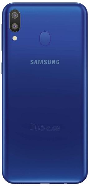 Išmanusis telefonas Samsung M205FN/DS Galaxy M20 Dual 64GB ocean blue Paveikslėlis 1 iš 3 310820175205