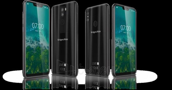 Smart phone Smartphone Kruger & Matz LIVE 7 Paveikslėlis 1 iš 11 310820151609
