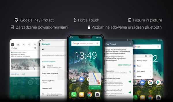 Smart phone Smartphone Kruger & Matz LIVE 7 Paveikslėlis 3 iš 11 310820151609