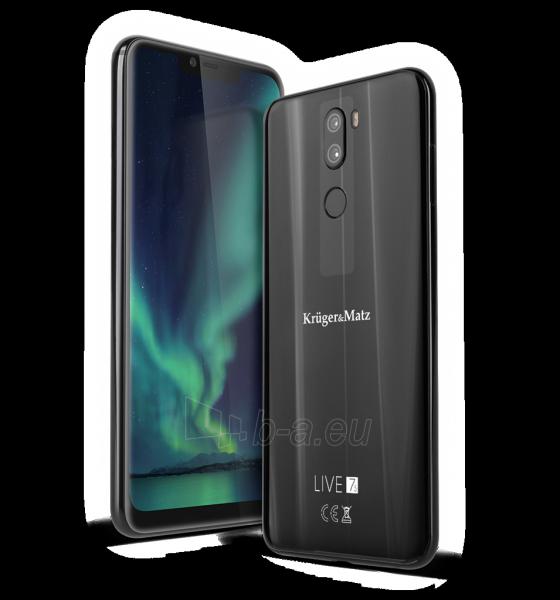 Smart phone Smartphone Kruger & Matz LIVE 7 Paveikslėlis 11 iš 11 310820151609