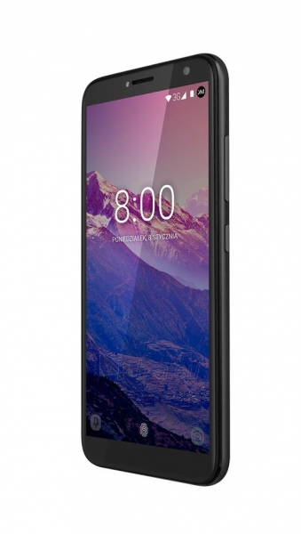 Išmanusis telefonas Smartphone Kruger & Matz Move 8 black mat Paveikslėlis 1 iš 6 310820191825