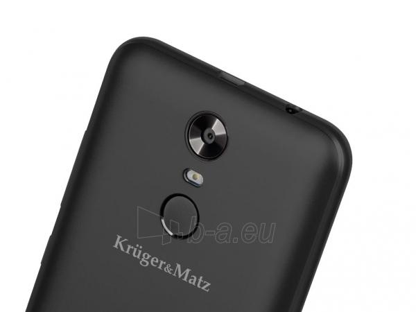 Išmanusis telefonas Smartphone Kruger & Matz Move 8 black mat Paveikslėlis 2 iš 6 310820191825