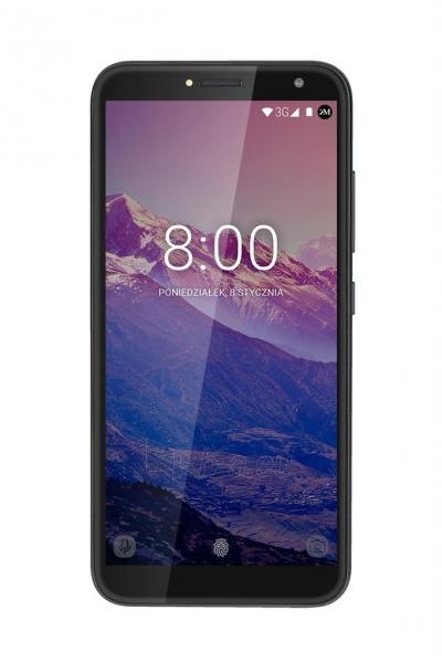Išmanusis telefonas Smartphone Kruger & Matz Move 8 black mat Paveikslėlis 4 iš 6 310820191825