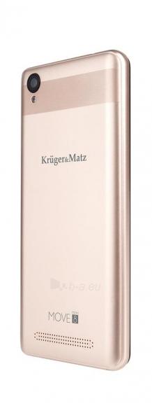 Smart phone Smartphone Kruger & Matz Move 8 mini Gold Paveikslėlis 2 iš 6 310820159777