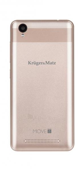 Smart phone Smartphone Kruger & Matz Move 8 mini Gold Paveikslėlis 5 iš 6 310820159777