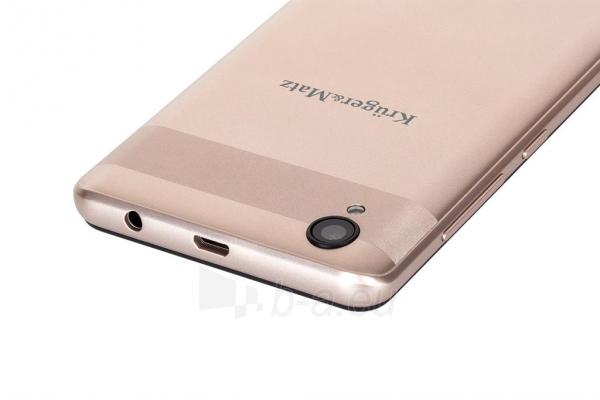 Smart phone Smartphone Kruger & Matz Move 8 mini Gold Paveikslėlis 6 iš 6 310820159777