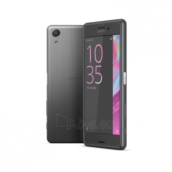 Išmanusis telefonas Sony F8131 Xperia X Performance 32GB graphite black Paveikslėlis 1 iš 5 310820154966