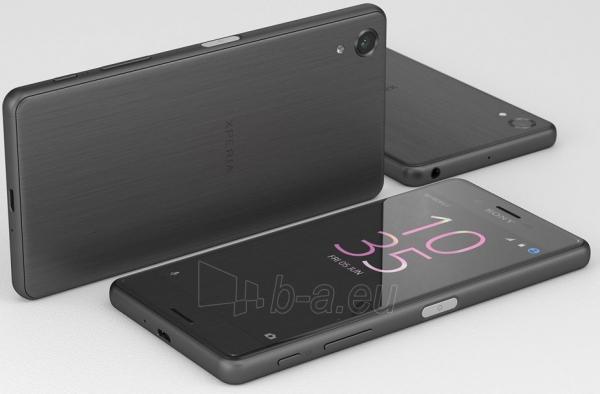 Išmanusis telefonas Sony F8131 Xperia X Performance 32GB graphite black Paveikslėlis 2 iš 5 310820154966