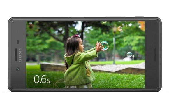 Išmanusis telefonas Sony F8131 Xperia X Performance 32GB graphite black Paveikslėlis 3 iš 5 310820154966