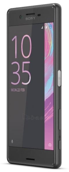 Išmanusis telefonas Sony F8131 Xperia X Performance 32GB graphite black Paveikslėlis 4 iš 5 310820154966