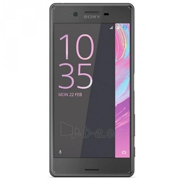 Išmanusis telefonas Sony F8131 Xperia X Performance 32GB graphite black Paveikslėlis 5 iš 5 310820154966
