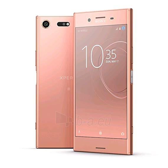 Išmanusis telefonas Sony G8141 Xperia XZ Premium bronze pink Paveikslėlis 1 iš 3 310820166030