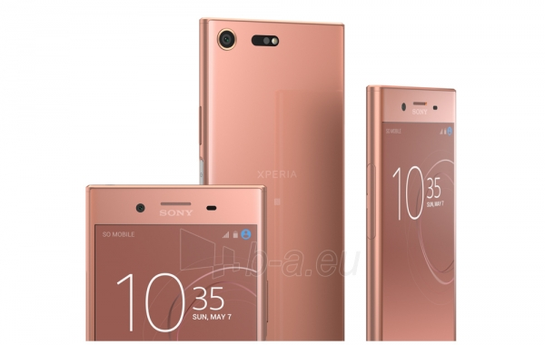 Išmanusis telefonas Sony G8141 Xperia XZ Premium bronze pink Paveikslėlis 3 iš 3 310820166030