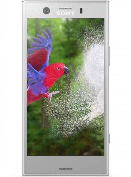 Išmanusis telefonas Sony G8441 Xperia XZ1 Compact white/silver Paveikslėlis 1 iš 3 310820160488