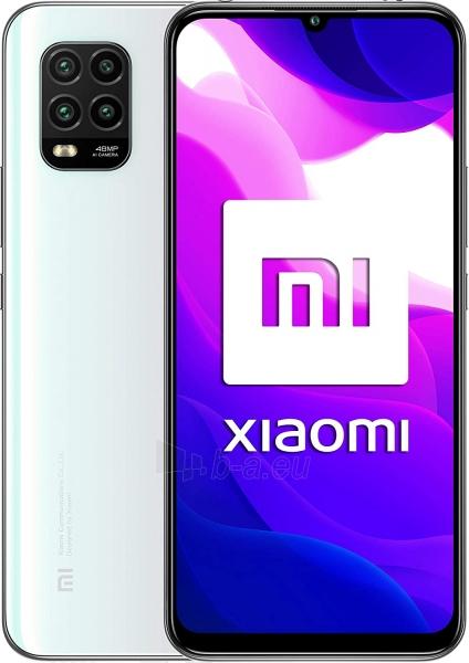 Mobilais telefons Xiaomi Mi 10 Lite 5G Dual 6+64GB dream white Paveikslėlis 1 iš 6 310820225334
