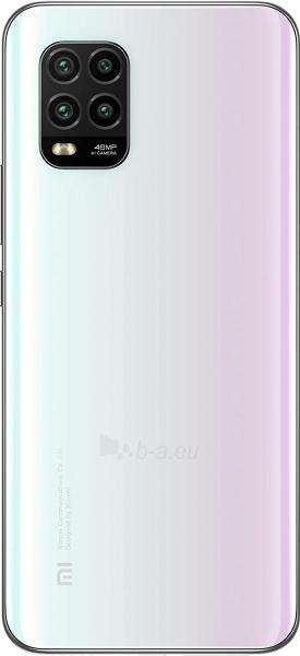 Mobilais telefons Xiaomi Mi 10 Lite 5G Dual 6+64GB dream white Paveikslėlis 4 iš 6 310820225334