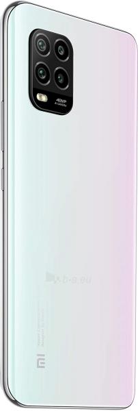 Mobilais telefons Xiaomi Mi 10 Lite 5G Dual 6+64GB dream white Paveikslėlis 5 iš 6 310820225334
