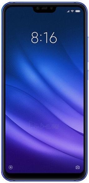 Išmanusis telefonas Xiaomi Mi 8 Lite Dual 4+64GB aurora blue Paveikslėlis 1 iš 3 310820167734