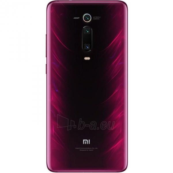 Išmanusis telefonas Xiaomi Mi 9T Dual 6+64GB flame red Paveikslėlis 5 iš 5 310820206182