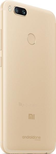 Išmanusis telefonas Xiaomi Mi A1 Dual 32GB gold Paveikslėlis 3 iš 4 310820155045