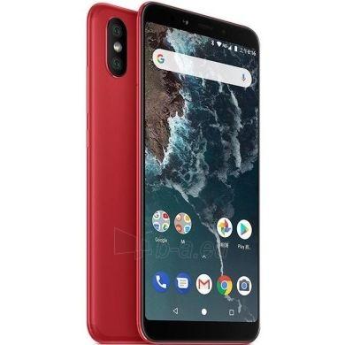 Išmanusis telefonas Xiaomi Mi A2 Dual 4+64GB red Paveikslėlis 3 iš 3 310820175193