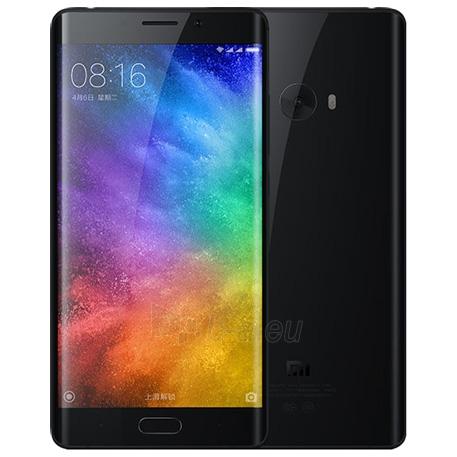 Smart phone Xiaomi Mi Note 2 64GB Dual black ENG/RUS Paveikslėlis 1 iš 4 310820155004