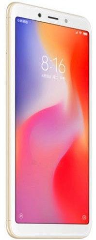 Smart phone Xiaomi Redmi 6 Dual 3+32GB gold Paveikslėlis 2 iš 5 310820161819