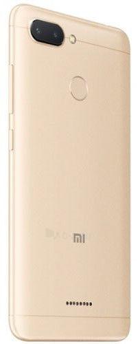 Smart phone Xiaomi Redmi 6 Dual 3+32GB gold Paveikslėlis 4 iš 5 310820161819