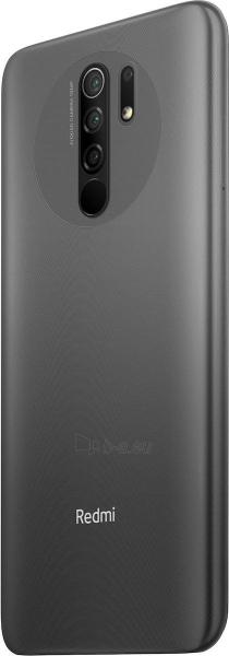Mobilais telefons Xiaomi Redmi 9 Dual 4+64GB carbon grey Paveikslėlis 6 iš 9 310820225384