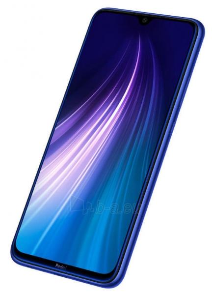 Išmanusis telefonas Xiaomi Redmi Note 8 Dual 3+32GB neptune blue Paveikslėlis 3 iš 7 310820206183