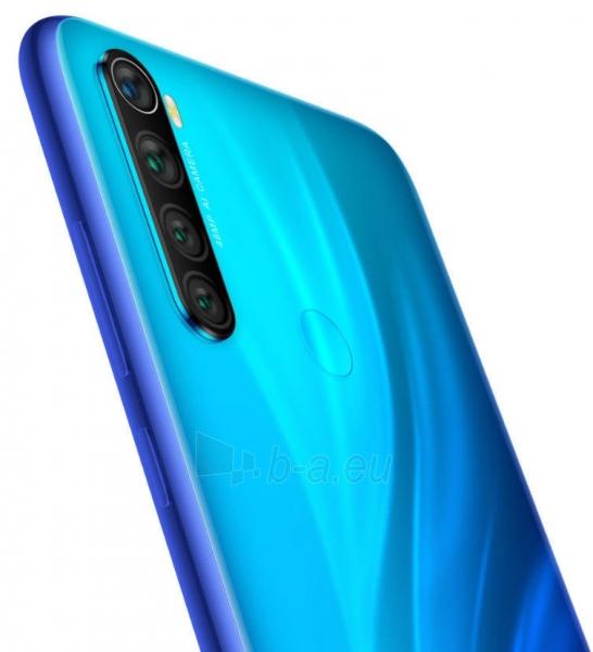 Išmanusis telefonas Xiaomi Redmi Note 8 Dual 3+32GB neptune blue Paveikslėlis 5 iš 7 310820206183