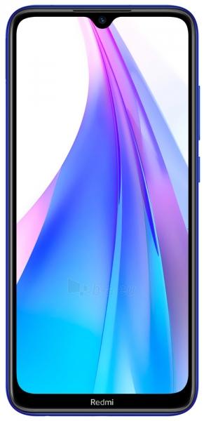 Išmanusis telefonas Xiaomi Redmi Note 8T Dual 4+128GB starscape blue Paveikslėlis 2 iš 6 310820205776