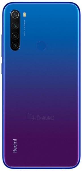 Išmanusis telefonas Xiaomi Redmi Note 8T Dual 4+128GB starscape blue Paveikslėlis 3 iš 6 310820205776