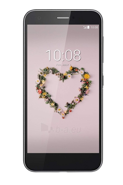 Išmanusis telefonas ZTE Blade A512 16GB black Paveikslėlis 1 iš 7 310820175212