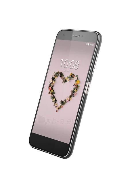 Išmanusis telefonas ZTE Blade A512 16GB black Paveikslėlis 2 iš 7 310820175212
