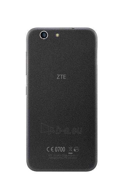 Išmanusis telefonas ZTE Blade A512 16GB black Paveikslėlis 7 iš 7 310820175212