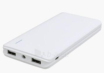Išorinė baterija, 10000mAh Paveikslėlis 1 iš 1 310820029145