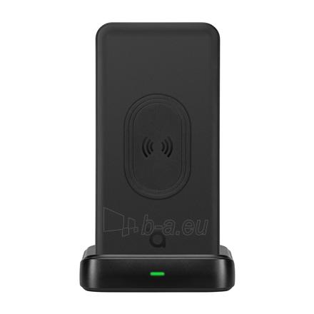Išorinė baterija Acme Wireless Power bank PB301 10 000 mAh, Black, 2 USB ports, USB-C PD, Li-Ion Paveikslėlis 6 iš 9 310820222262