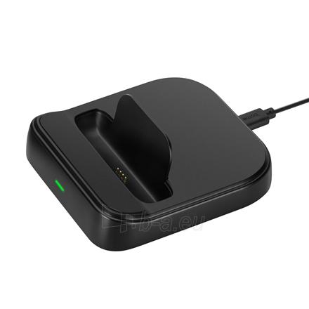 Išorinė baterija Acme Wireless Power bank PB301 10 000 mAh, Black, 2 USB ports, USB-C PD, Li-Ion Paveikslėlis 8 iš 9 310820222262