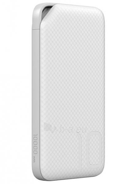 Išorinė baterija HUAWEI Power Bank AP08Q 10 000 mAh (White) Paveikslėlis 1 iš 1 310820064752