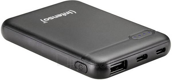 Išorinė baterija Intenso XS5000 black 7313520 Paveikslėlis 2 iš 6 310820215822