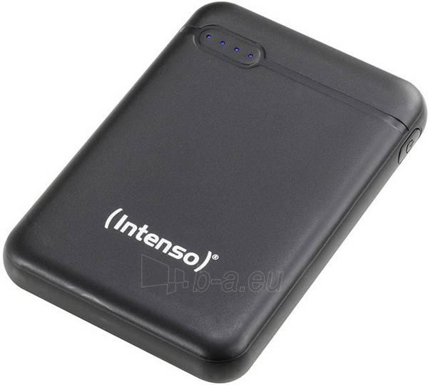 Išorinė baterija Intenso XS5000 black 7313520 Paveikslėlis 3 iš 6 310820215822