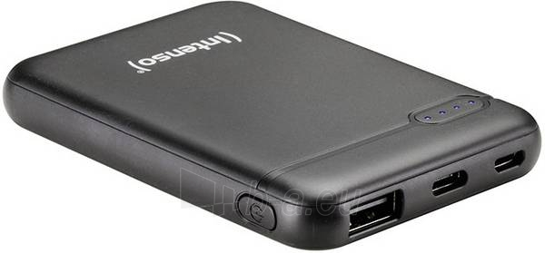 Išorinė baterija Intenso XS5000 black 7313520 Paveikslėlis 4 iš 6 310820215822