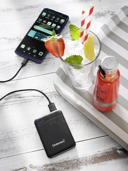 Išorinė baterija Intenso XS5000 black 7313520 Paveikslėlis 6 iš 6 310820215822