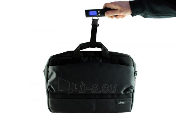 Išorinė baterija POWERBANK SCALE - power bank 2600mAh, Electronic scale for luggage, LED flashlig Paveikslėlis 3 iš 5 310820044256