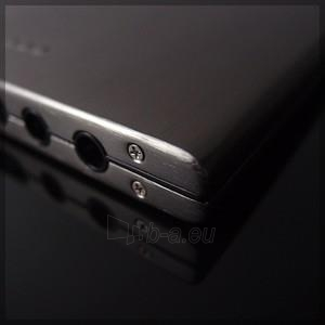 Išorinė baterija PowerNeed Sunen Power Bank 16000mAh, Li-Poly; laptop, tablet, smartfon; sidabras Paveikslėlis 5 iš 7 310820044078